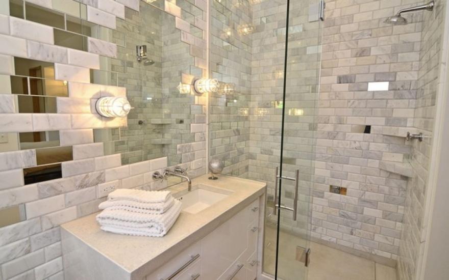 Bathroom Remodel Ideas Marble tiling - handy dmitriy